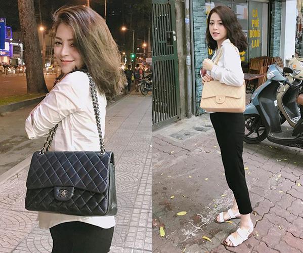 Style sang chảnh, ngập tràn đồ hiệu của bạn gái tin đồn Soobin Hoàng Sơn - 5