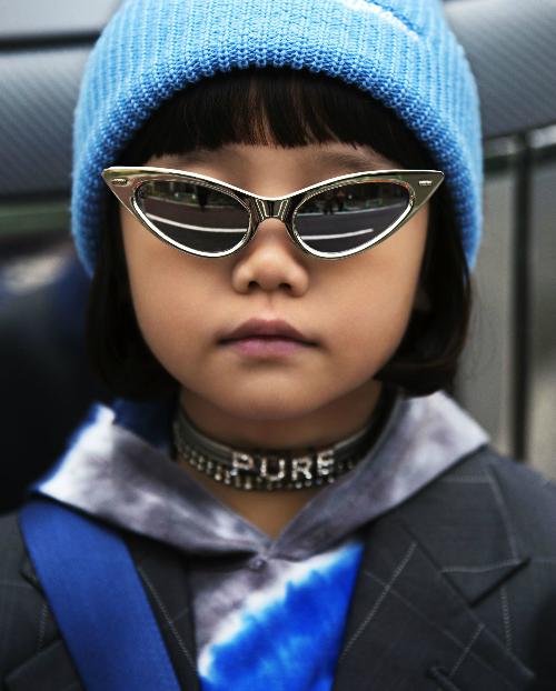 Kính mắt thời thượng của Louis Vuitton