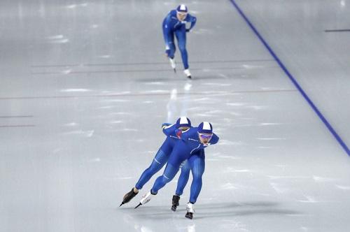 Đổ lỗi cho đồng đội khi thua cuộc tại Olympic, hai vận động viên bị người Hàn tẩy chay - 1