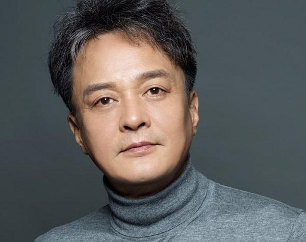Diễn viên gạo cội Jo Min Ki.