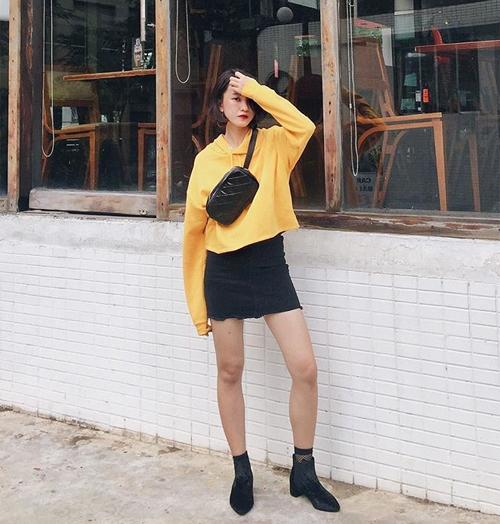 3 lý do mốt túi ngang ngực đang phủ sóng street style giới trẻ Việt - 4