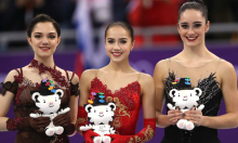 11 thiên thần xinh đẹp, tài năng của môn thể thao gợi cảm nhất thế giới