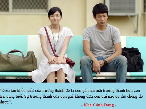5 câu thoại kinh điển giúp nhận diện phim Hoa ngữ đình đám