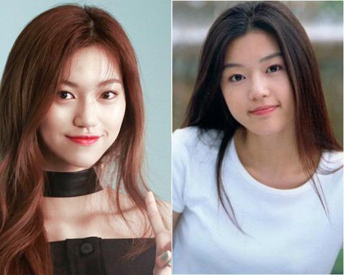 Cái tên tiếp theo kế thừa danh hiệu tiểu Jun Ji Hyun là Kim Do Yeon.