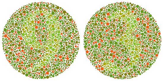 Mắt tinh đoán số trong ảo ảnh màu sắc - 1
