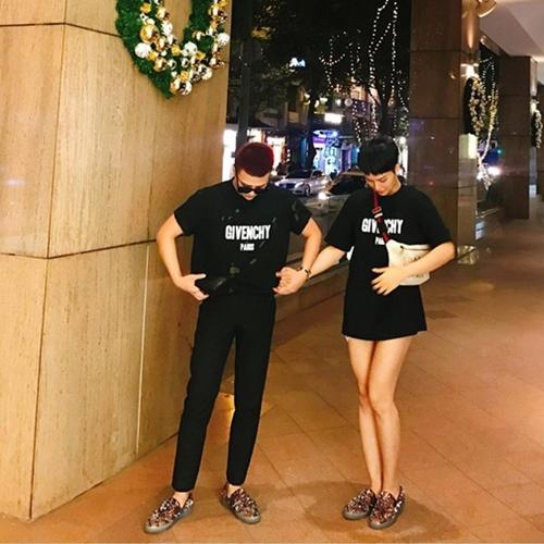 Duy Khánh - Miu Lê: Cặp bạn thân lầy lội mới của Vbiz - 9