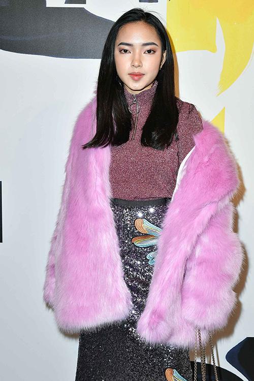 Châu Bùi, Kelbin Lei nổi bật giữa dàn fashionista thế giới ở Paris - 1