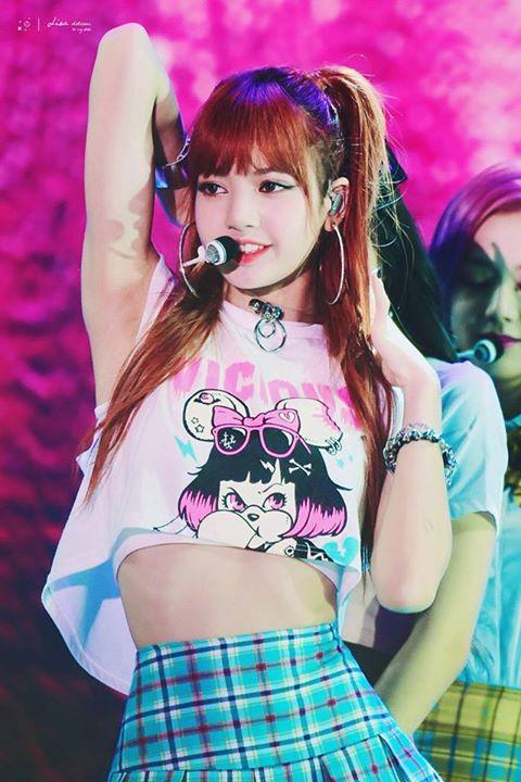 Lisa - Thành viên người Thái Lan của Black Pink - mừng sinh nhật vào ngày 27/3.