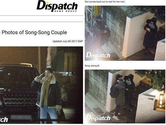 Ảnh Dispatch chụp được họ trong chuyến du lịch ở Tokyo.