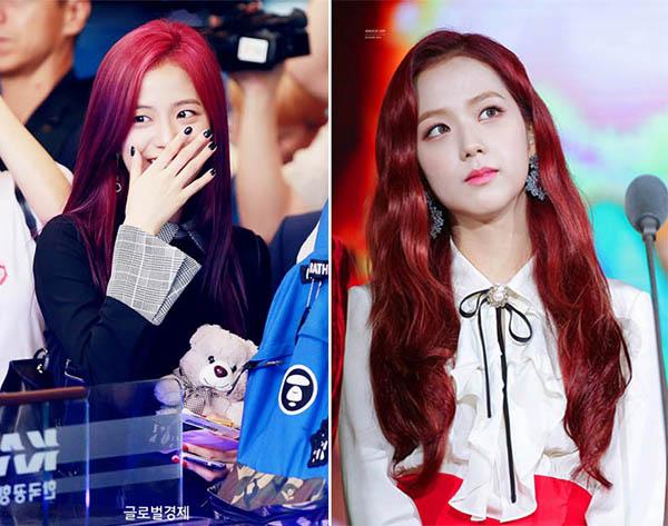 Dàn idol đẹp hút hồn như nàng tiên cá nhờ màu tóc đỏ rực - 5