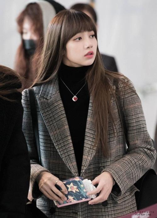 Dàn sao Hàn đồng loạt khoe style năng động tại sân bay - 3