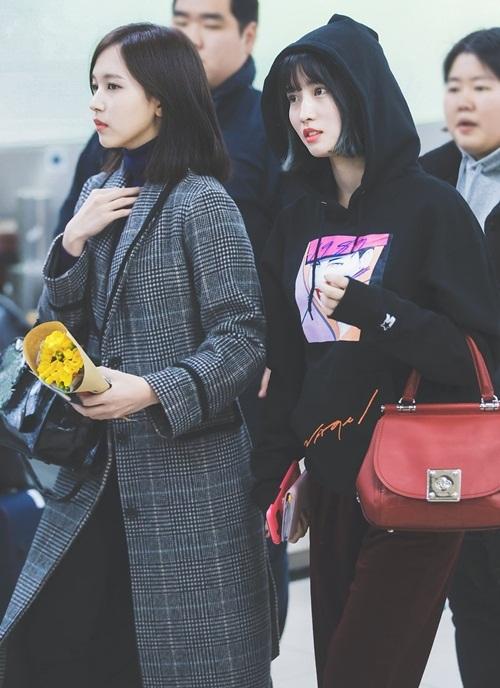 Dàn sao Hàn đồng loạt khoe style năng động tại sân bay - 7