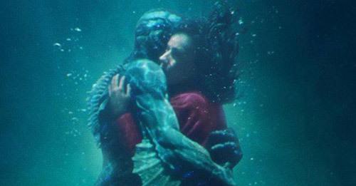 Bộ phim 18+ về tình yêu với thủy quái bị tố chôm chỉa nội dung