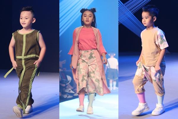 Những mẫu thiết kế của các NTK châu Á tại sự kiện