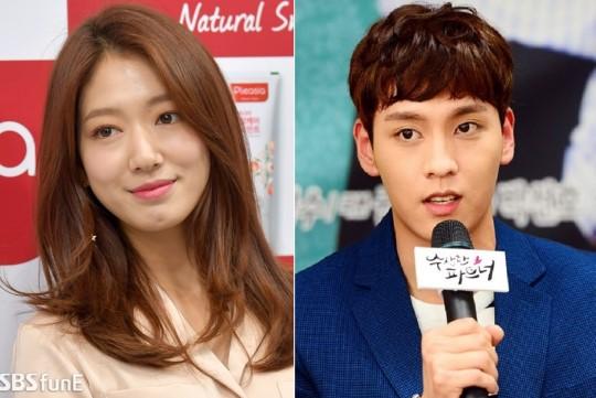 Báo Hàn đưa tin Park Shin Hye và Choi Tae Joon hẹn hò