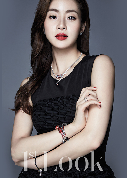 Từng bị chê bai về ngoại hình, Kang So Ra giờ đây đã trở thành hình mẫu lý tưởng của các chị em.