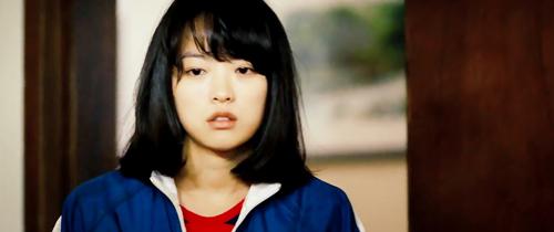 Chun Woo Hee trong vai nữ sinh đanh đá Sang Mi.