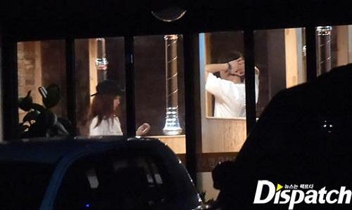 Phủ nhận chuyện hẹn hò lần 2, Park Shin Hye và Choi Tae Joon bị Dispatch tung ảnh hẹn hò - 3