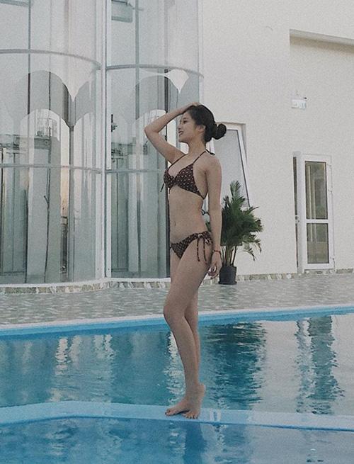 Sao Việt và cuộc chiến vóc dáng với bikini ngày đầu hè - 3