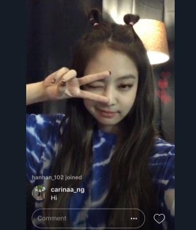 Những style buộc tóc vừa cute, vừa ngầu của Jennie (Black Pink) - 6
