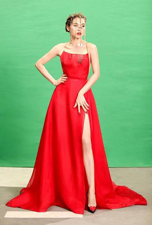 Chiếc váy hot nhất Vbiz được hàng loạt mỹ nhân mê tít - 2