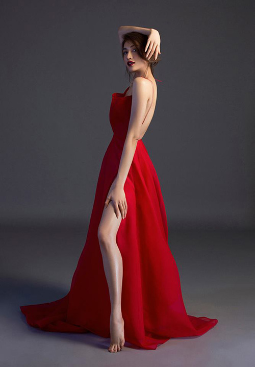 Chiếc váy hot nhất Vbiz được hàng loạt mỹ nhân mê tít - 4