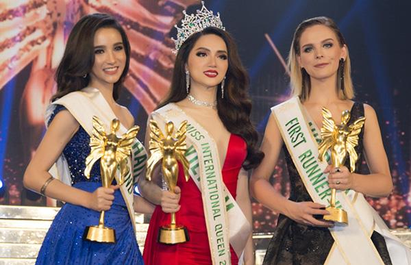 Hương Giang nhận được những giải thưởng gì khi đăng quang Hoa hậu Chuyển giới?