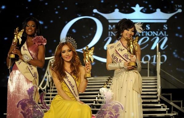 Nhan sắc 13 Hoa hậu chuyển giới quốc tế - 8