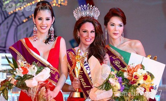Nhan sắc 13 Hoa hậu chuyển giới quốc tế - 11