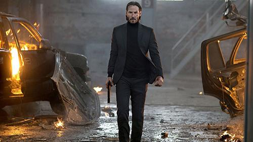 Khó ai có thể rời mắt khỏi cảnh chiến đấu căng thẳng của Keanu Reeves trong John Wick - 1