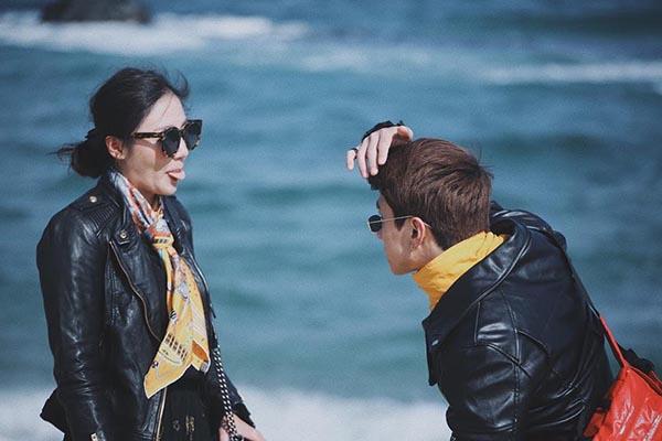 Văn Mai Hương - Bình An đi dạo Hàn Quốc tình tứ như phim - 7