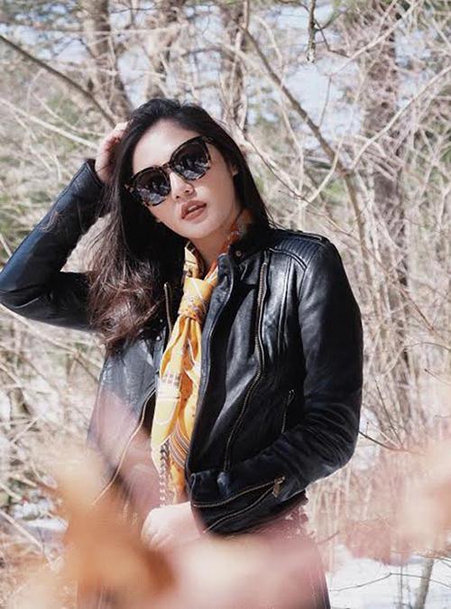 Văn Mai Hương - Bình An đi dạo Hàn Quốc tình tứ như phim - 4