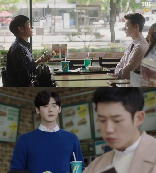 Muôn kiểu quảng cáo cười ra nước mắt trên phim Hàn - 5