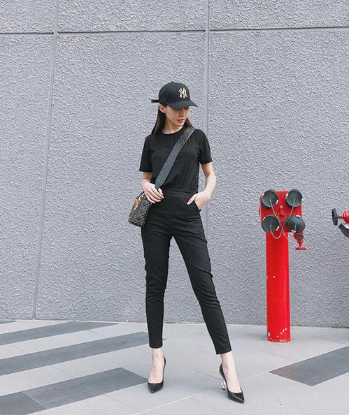 Street style long lanh ngày giao mùa của sao, hot girl Việt - 4