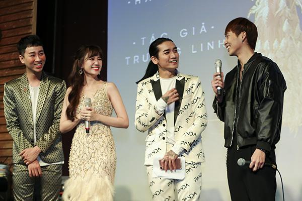 Hari Won gợi cảm cạnh người tình màn ảnh kém tuổi - 5