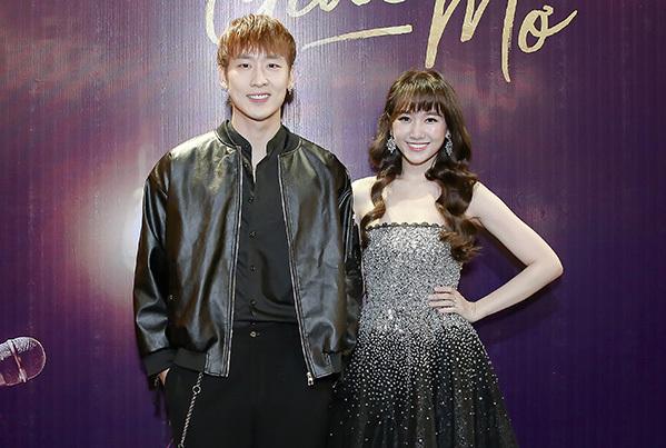 Hari Won gợi cảm cạnh người tình màn ảnh kém tuổi - 3