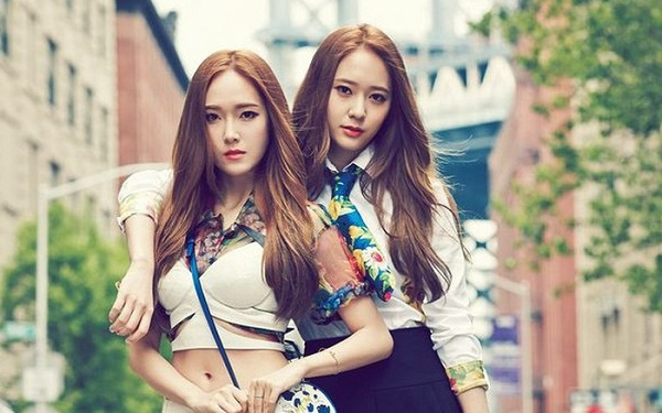 12 cặp chị em đẹp hết phần thiên hạ ở Kpop - 1