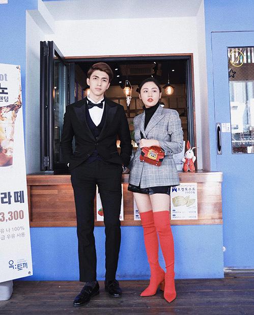 Văn Mai Hương, Bình An được fan Hàn xin chữ ký khi dự fan meeting Lee Dong Wook - 2