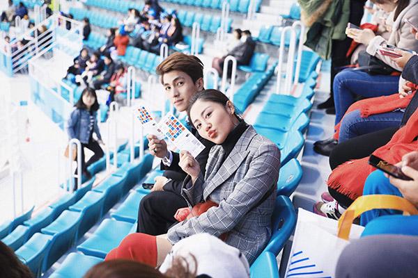 Văn Mai Hương, Bình An được fan Hàn xin chữ ký khi dự fan meeting Lee Dong Wook - 8