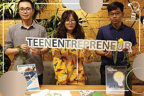 Bất ngờ trước 6 ý tưởng kinh doanh cực xịn của các bạn học sinh cấp 3 - 1