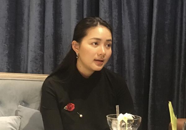 Phan Như Thảo trần tình về sự việc bị nhóm người lạ tấn công.