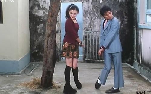 Phân cảnh xuất thần của Châu Tinh Trì khiến anh xưng vương trên màn ảnh