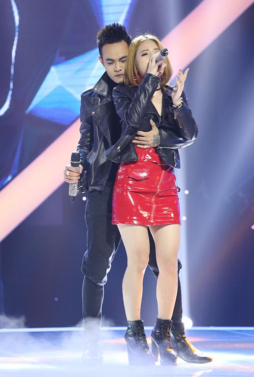 Cặp đôi được Minh Hằng xúi hôn nhau ra về vì nhạt tại show hẹn hò - 5