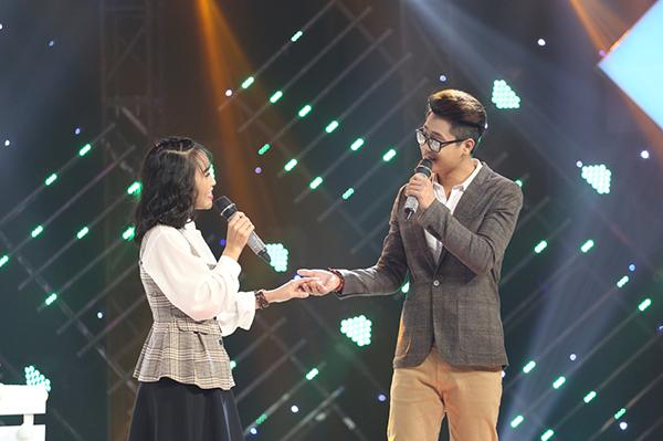 Cặp đôi được Minh Hằng xúi hôn nhau ra về vì nhạt tại show hẹn hò - 7