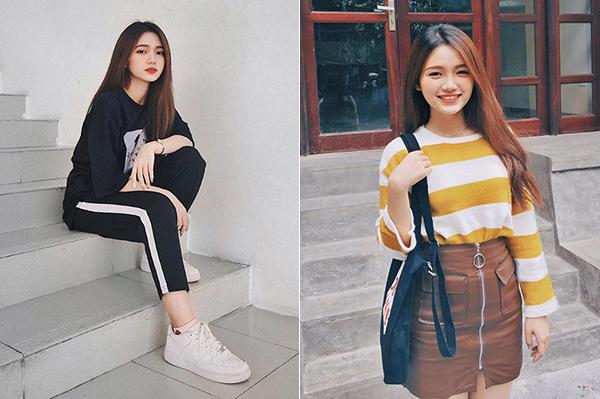 Mẫu teen xinh như gái Hàn gây sốt khi livestream bán quần áo online - 9