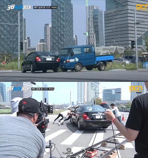 Fan vỡ mộng vì những cảnh ảo lòi trong phim Hàn - 3