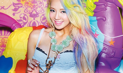 Hyo Yeon (Girls Generation)
