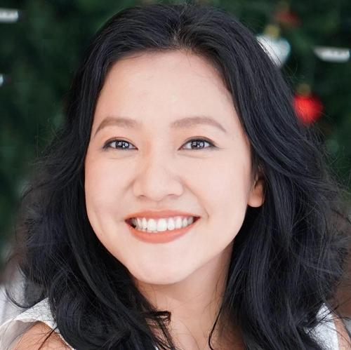 Nữ doanh nhân Lê Diệp Kiều Trang.