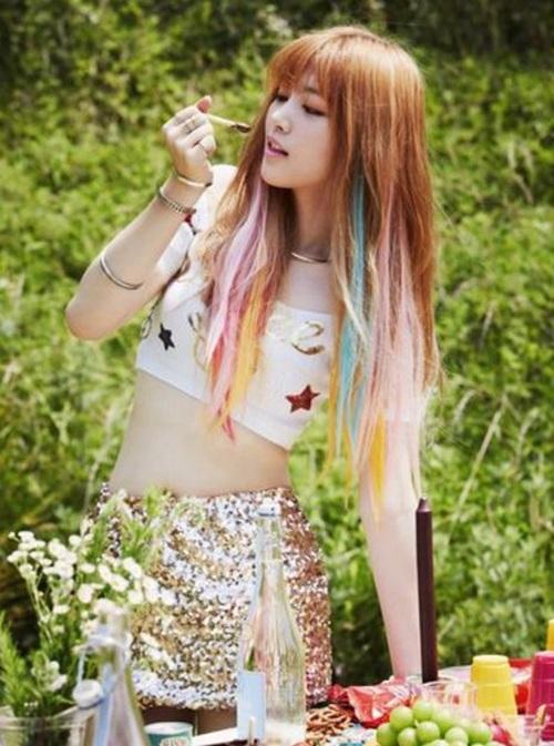Yeo Reum (Hello Venus)