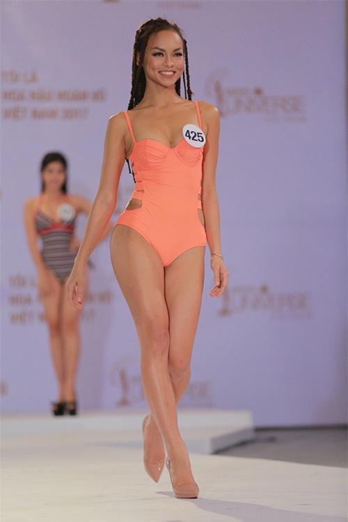 3 mỹ nhân Việt có vòng ba 100 cm khủng chẳng kém cô Kim - 5